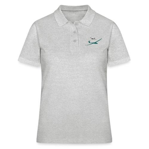 Segelflugformation_a - Frauen Polo Shirt