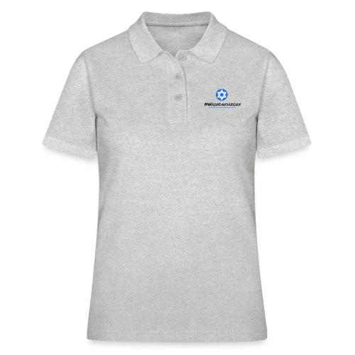 Wir sind auch Juden II - Frauen Polo Shirt