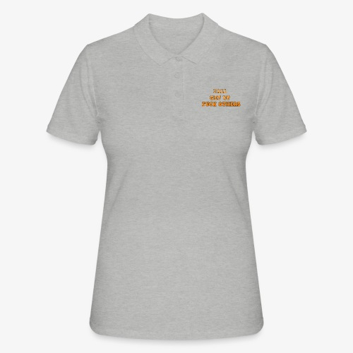 DISEÑO1 - Camiseta polo mujer
