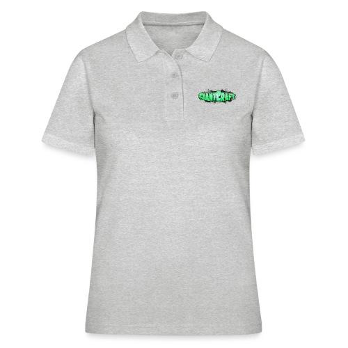 Badge - GiantCraft - Poloshirt dame