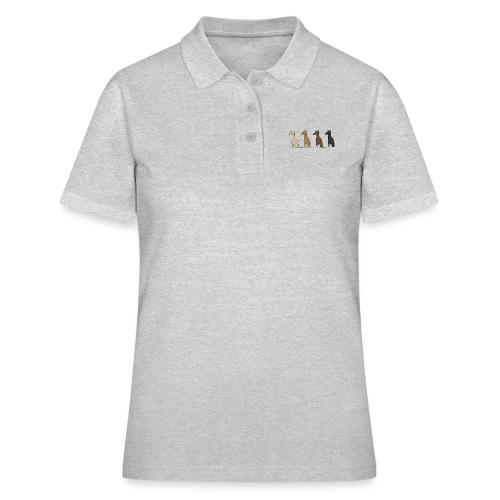 Logo Kusei - Frauen Polo Shirt