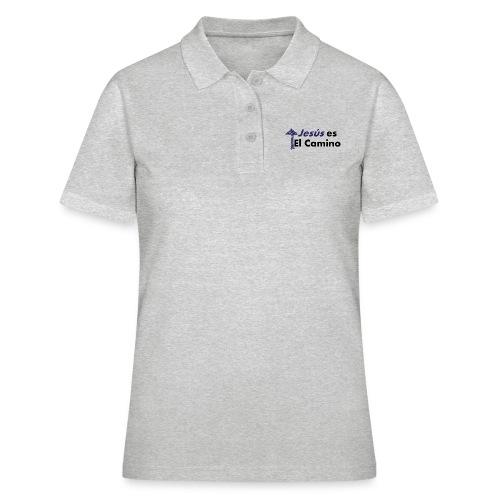 jesus el camino - Camiseta polo mujer