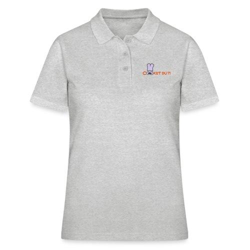 Cook st Du? - Frauen Polo Shirt
