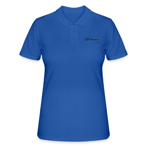 LAM Fitness FIRST EDITION - Women's Polo Shirt