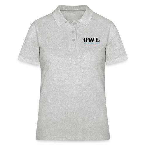 owl - Frauen Polo Shirt