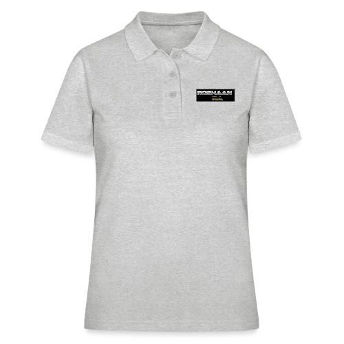 RoshaanRa GreyLogo - Women's Polo Shirt