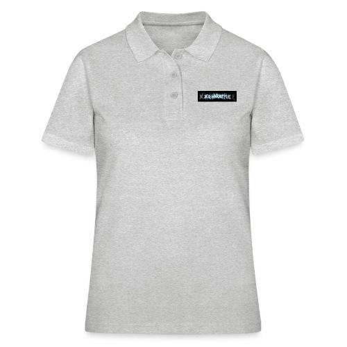 DerHardstyle.ch Kleines Logo - Frauen Polo Shirt