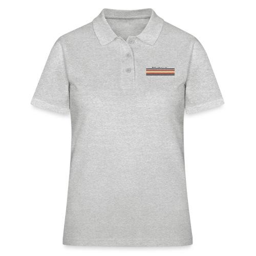 Postcode and hoops - Women's Polo Shirt