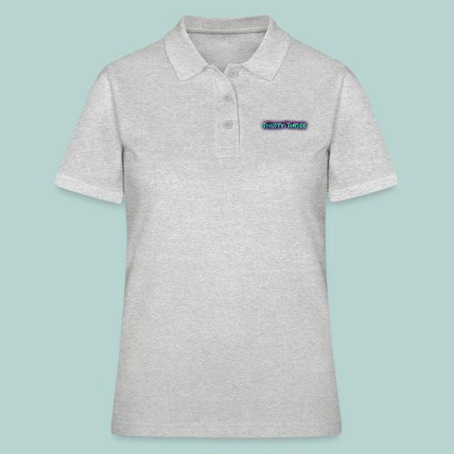 33 - Koszulka polo damska