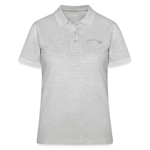 TableMountain-Cape Town - Frauen Polo Shirt