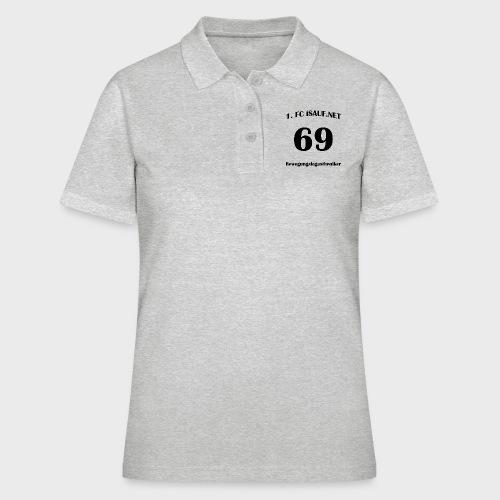 Team iSauf - Frauen Polo Shirt