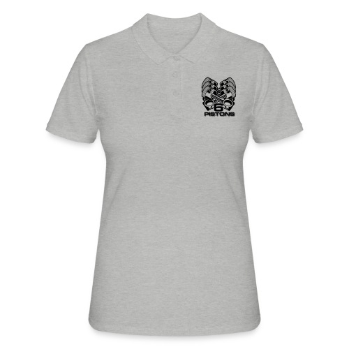 MTKPR012 Six pistons - Camiseta polo mujer