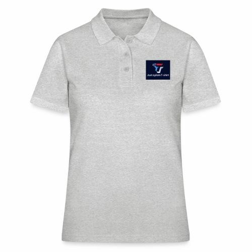 Just a plain T-shirt - Women's Polo Shirt