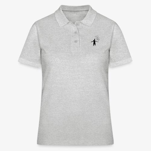 Coming apart. - Women's Polo Shirt
