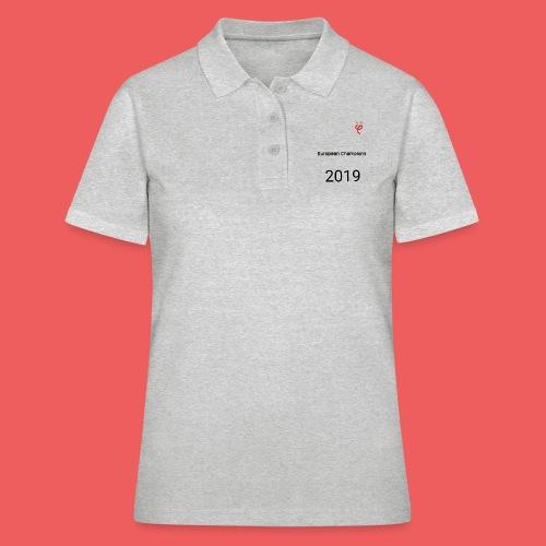 Phi european champions 2019 - Polo Femme