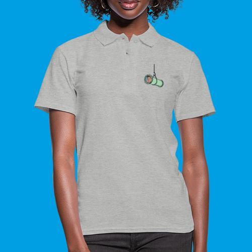 Wasserrutschen-Unfall - Frauen Polo Shirt
