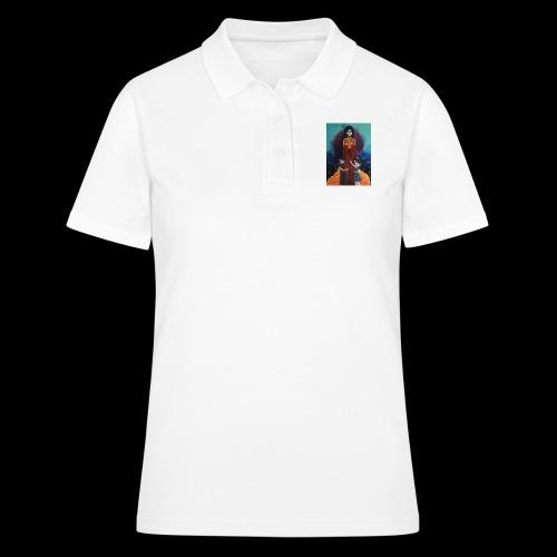 los fieles difuntos - Women's Polo Shirt