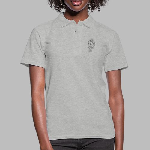 Big man - Frauen Polo Shirt