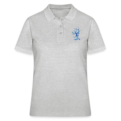 Hirsch - Frauen Polo Shirt