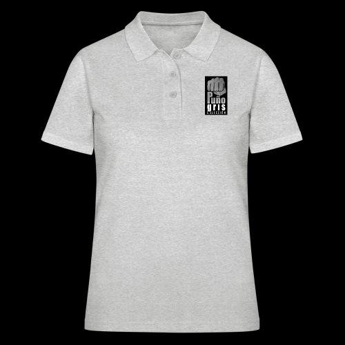 colección puño gris. - Camiseta polo mujer