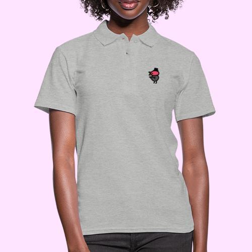 Fancy Pinkguin - Poloshirt dame