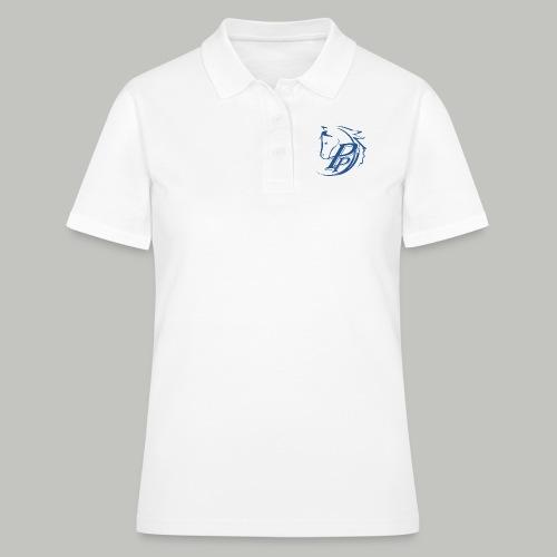 P_PLUS_3xPRINT (Bitte max. 40° verkehrt waschen) - Frauen Polo Shirt