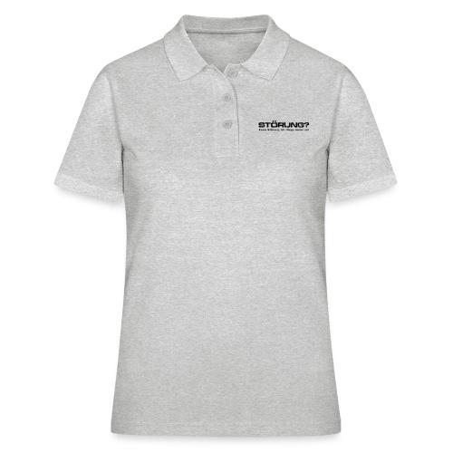 stoerung_b - Frauen Polo Shirt