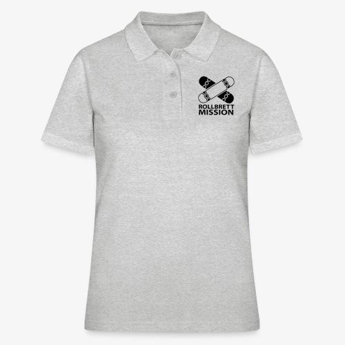 Logo Klassisch - Frauen Polo Shirt