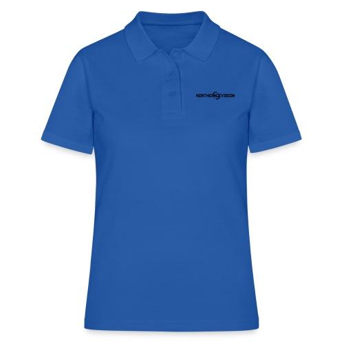 ND CROSSHAIR_TEKSTI_2017 - Women's Polo Shirt