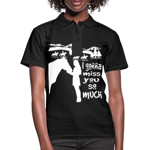 I Love You So Much - Women's Polo Shirt