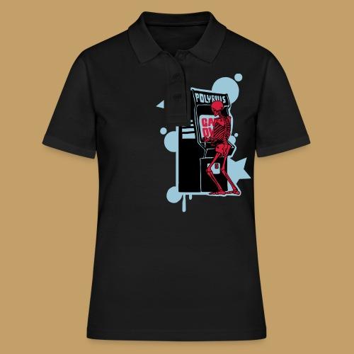 Hi-Score: Crazy Neon - Women's Polo Shirt