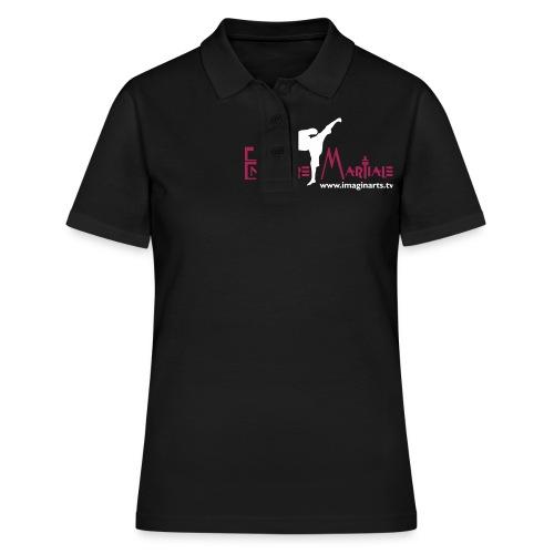 ETM rose - Women's Polo Shirt