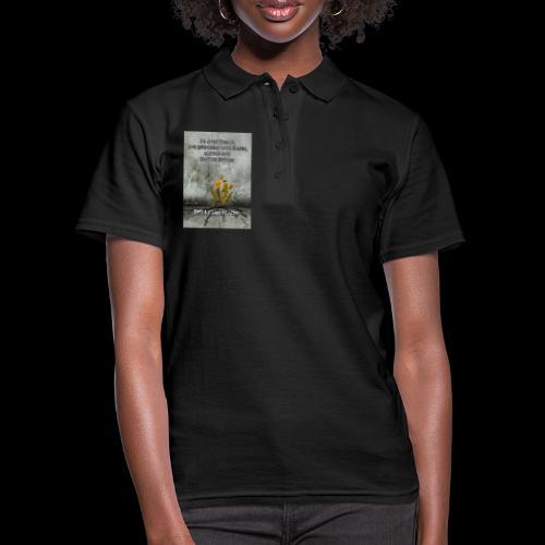 durchbruch - Frauen Polo Shirt
