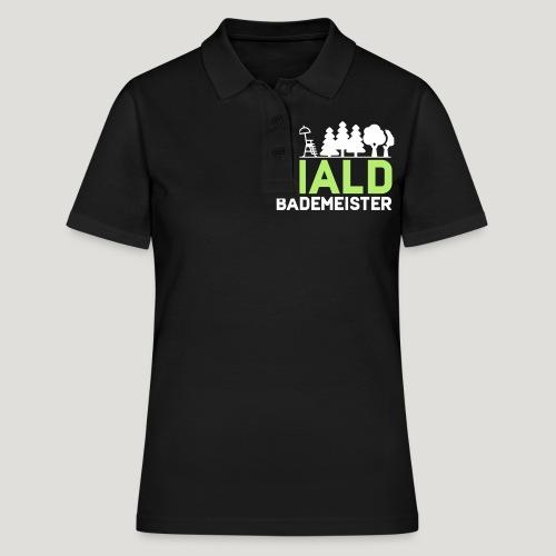 Waldbademeister für das Waldbaden im Waldbad - Frauen Polo Shirt