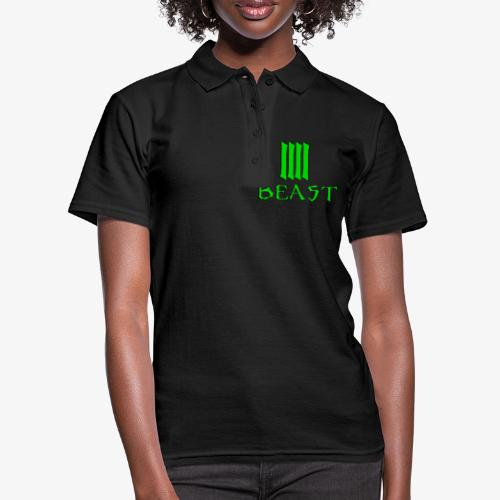 Beast Green - Women's Polo Shirt