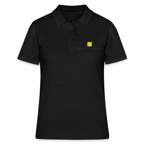 signet tho cymk cs2 - Frauen Polo Shirt