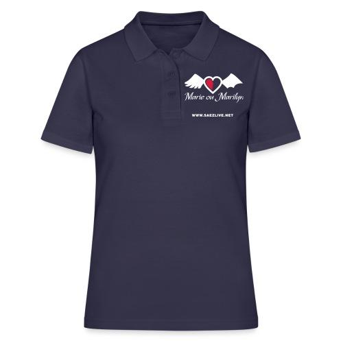 Marie ou Marilyn (version light) - Women's Polo Shirt