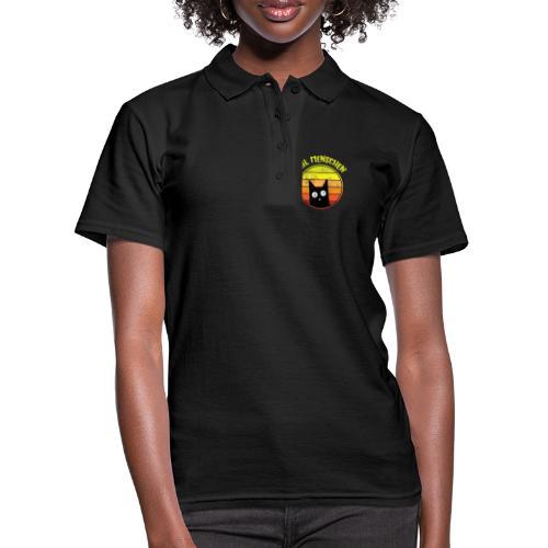 Ih, Menschen Lustiges Katzen Motiv - Frauen Polo Shirt