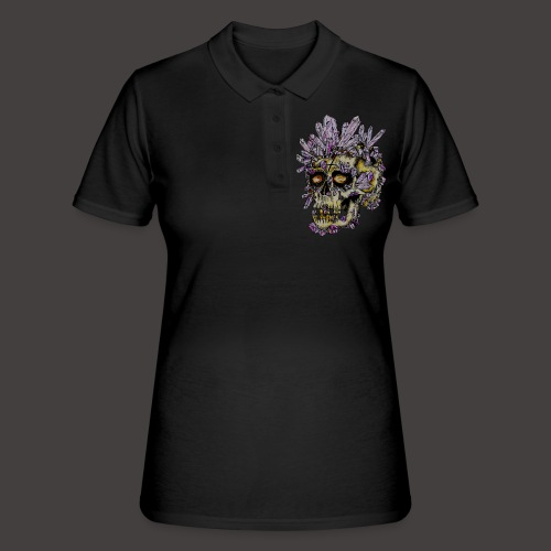 Le Crane de Cristal Creepy - Women's Polo Shirt