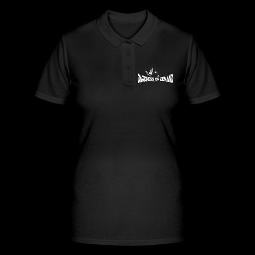 DoD Darkness on Demand Cat - Frauen Polo Shirt