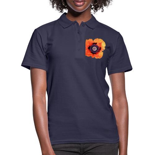 TIAN GREEN - Mohnblüte 2020 01 - Frauen Polo Shirt