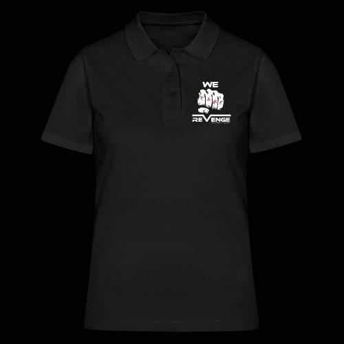 Darkness on Demand - We Take Revenge - Frauen Polo Shirt