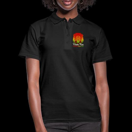 Rasta Fari LION - Frauen Polo Shirt