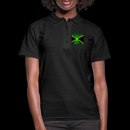 LION BOB JAMAICA - Frauen Polo Shirt