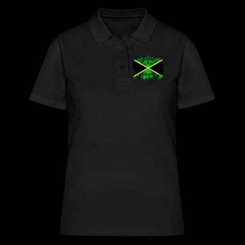 LION BOB JAMAICA - Frauen Polo Shirt