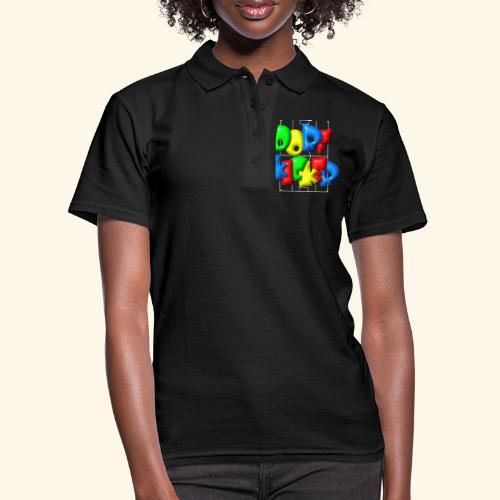 Dorfkicker im Fußballfeld - Balloon-Style - Frauen Polo Shirt