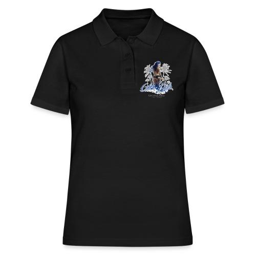 Carina Colorful 2 - Frauen Polo Shirt