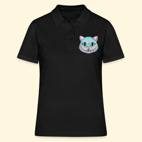Le Chat de Cheshire - Women's Polo Shirt