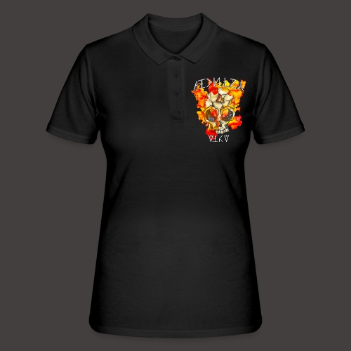 ALCHIMY: FIRE ELEMENT - Polo Femme