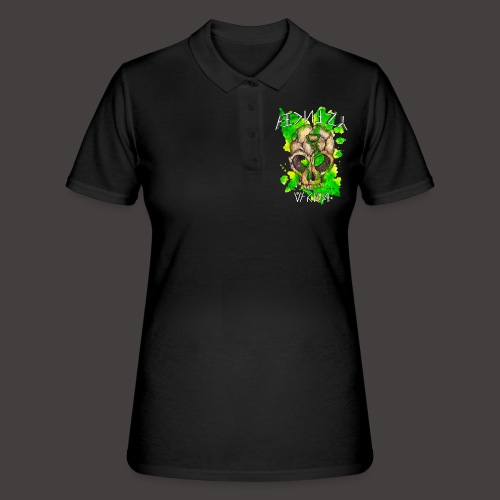 ALCHIMY: EARTH ELEMENT - Polo Femme